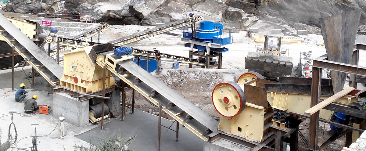 Artificial Sand Making Line