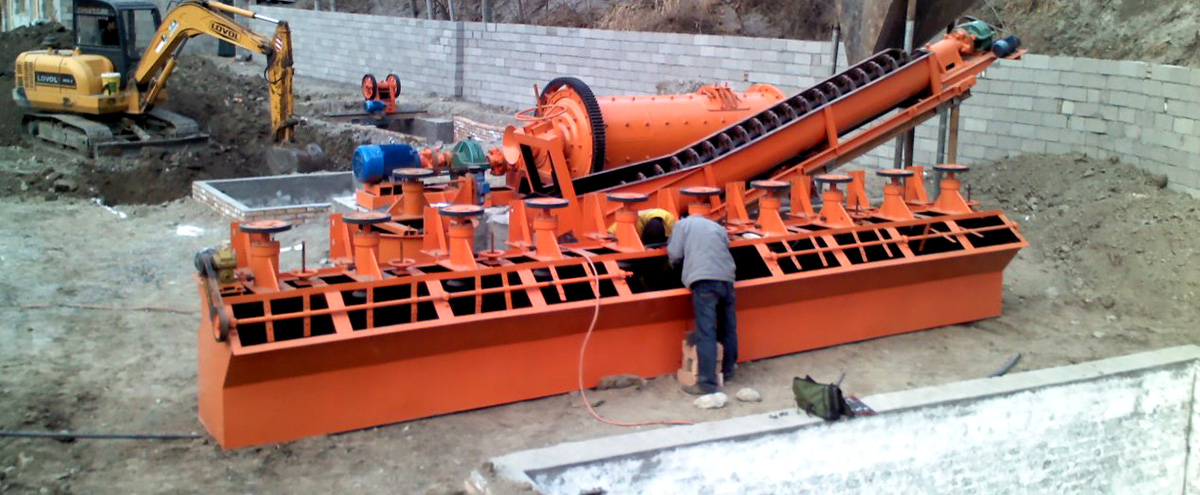 Flotation Beneficiation Process