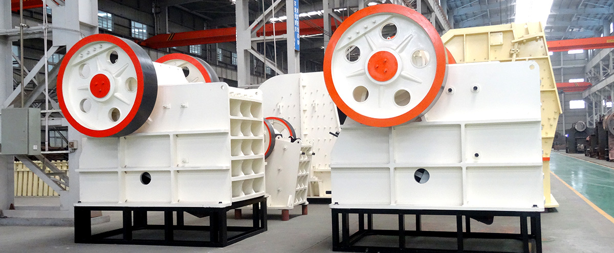 HD Jaw Crusher